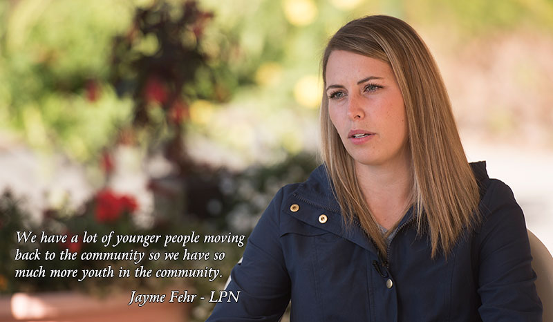 Jayme Fehr - Youth