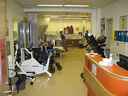 Physiotheraphy Area